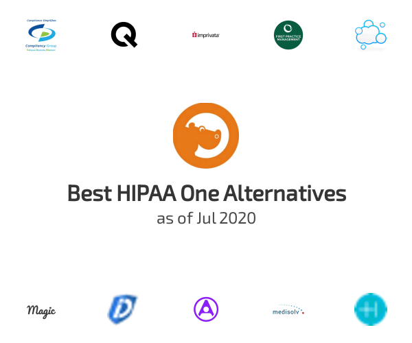 Best HIPAA One Alternatives