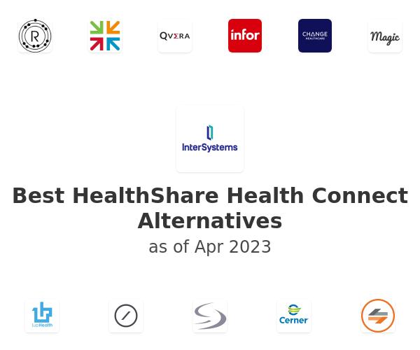 Best HealthShare Health Connect Alternatives