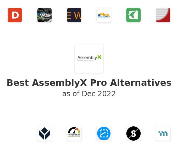 Best AssemblyX Pro Alternatives