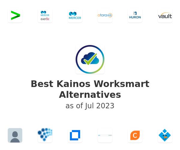 Best Kainos Worksmart Alternatives
