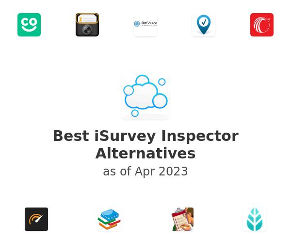 Best iSurvey Inspector Alternatives