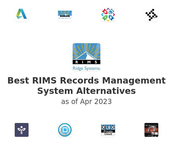 Best RIMS Records Management System Alternatives