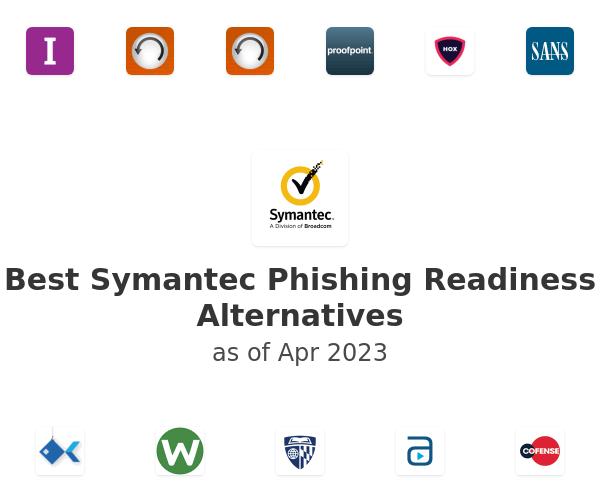 Best Symantec Phishing Readiness Alternatives