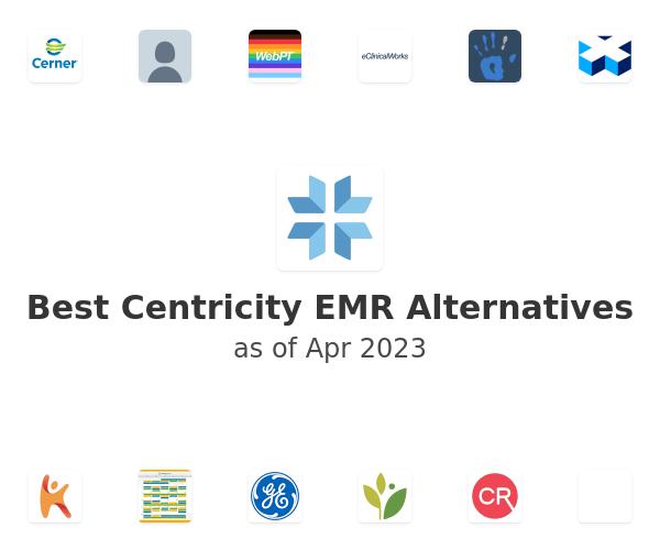 Best Centricity EMR Alternatives