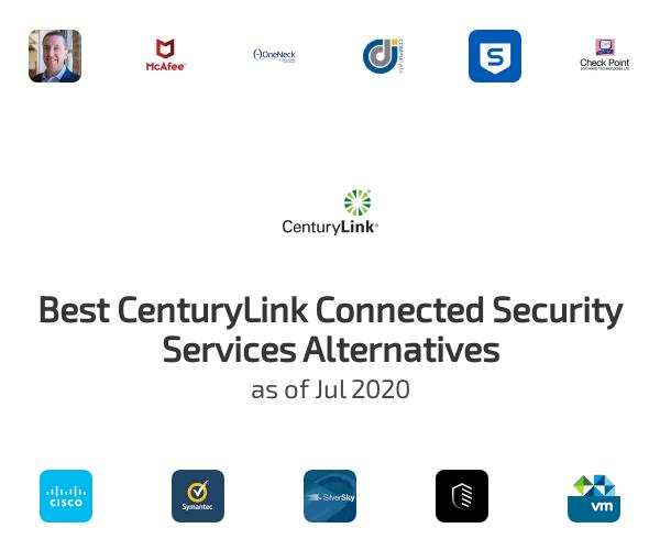 Best CenturyLink Connected Security Services Alternatives