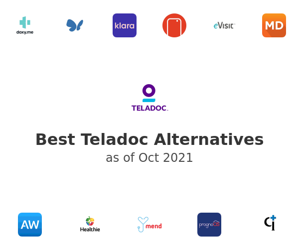 Best Teladoc Alternatives