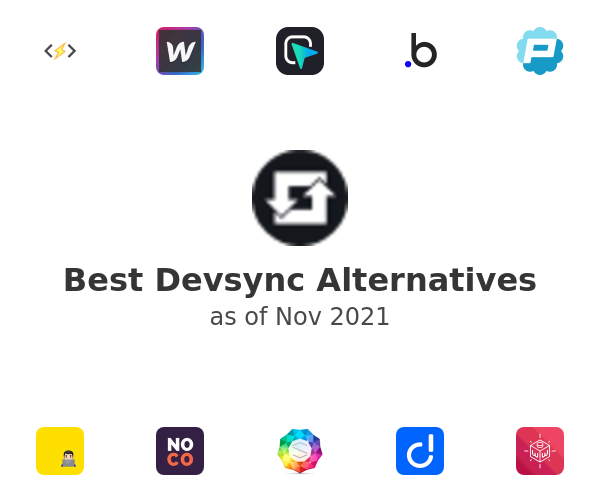 Best Devsync Alternatives