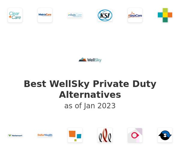 Best WellSky Private Duty Alternatives