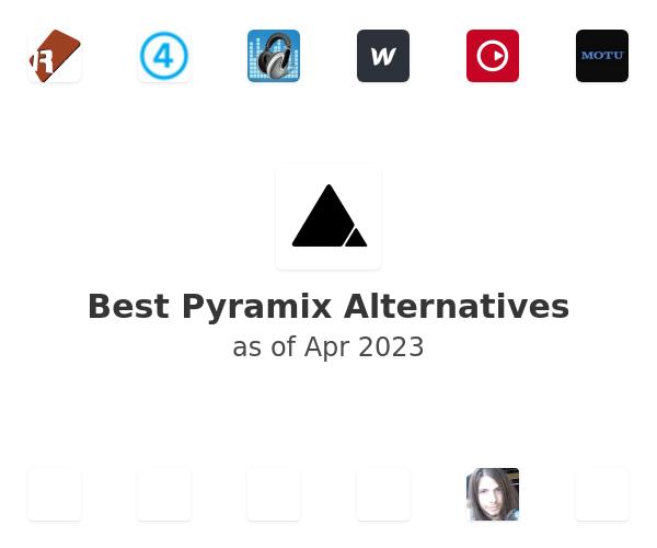 Best Pyramix Alternatives