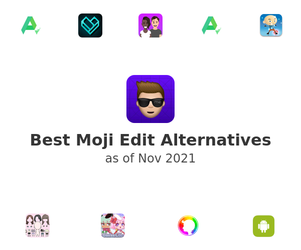 Best Moji Edit Alternatives