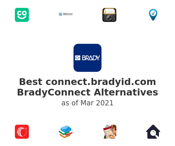Best BradyConnect Alternatives