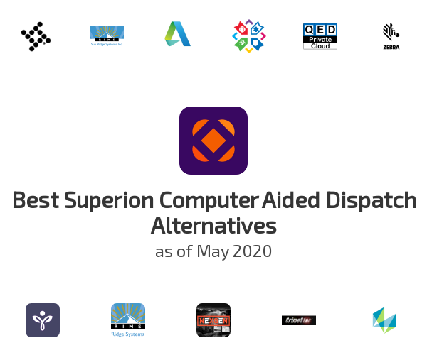 Best Superion Computer Aided Dispatch Alternatives