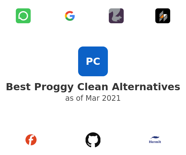 Best Proggy Clean Alternatives
