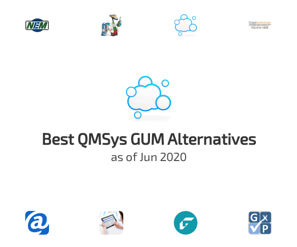 Best QMSys GUM Alternatives