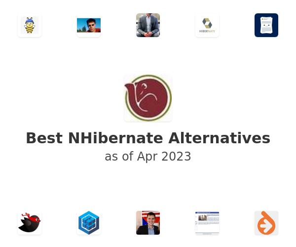 Best NHibernate Alternatives