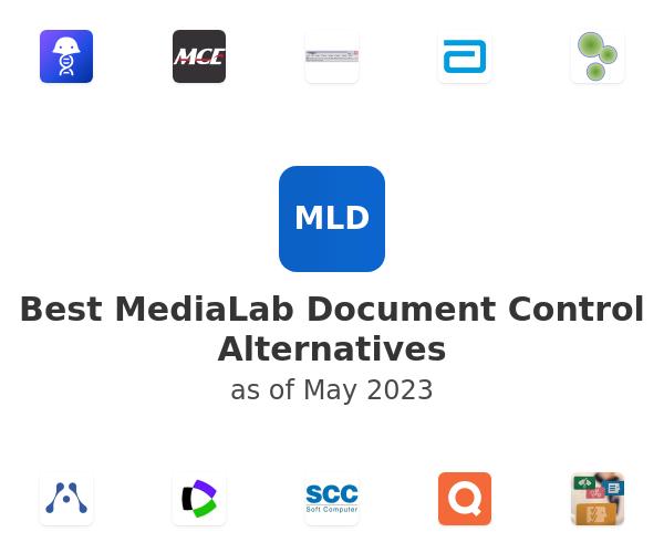 Best MediaLab Document Control Alternatives