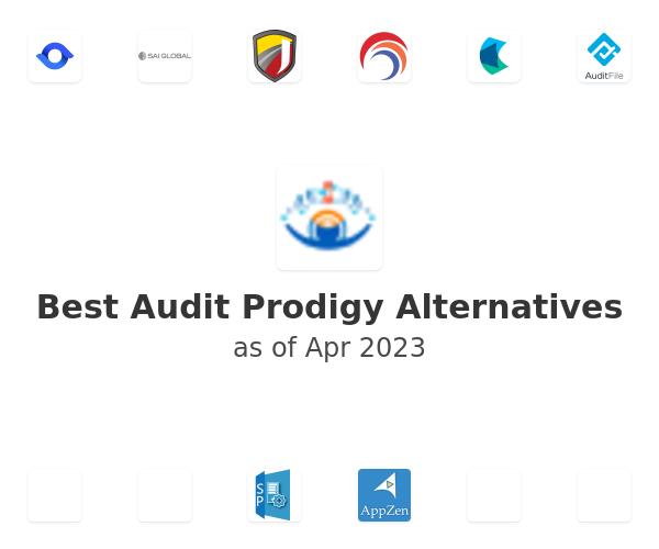 Best Audit Prodigy Alternatives