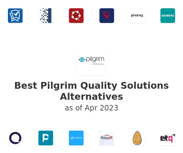 Best Pilgrim Quality Solutions Alternatives