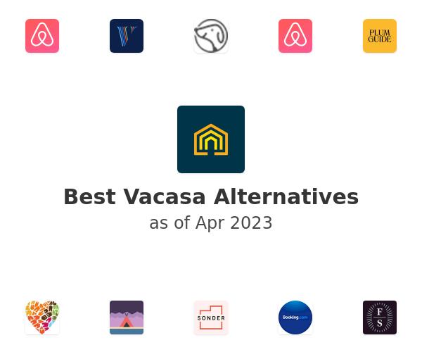 Best Vacasa Alternatives