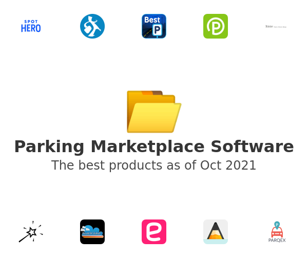 Parking Marketplace Software