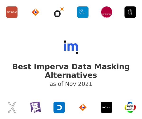 Best Imperva Data Masking Alternatives