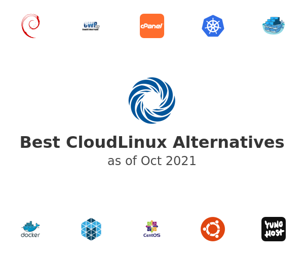 Best CloudLinux Alternatives