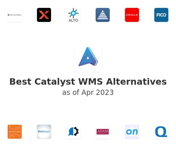 Best Catalyst WMS Alternatives
