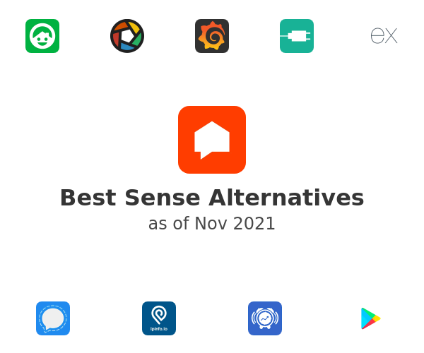Best Sense Alternatives