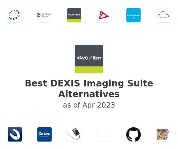 Best DEXIS Imaging Suite Alternatives