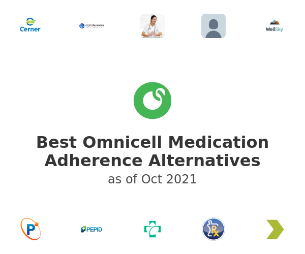 Best Omnicell Medication Adherence Alternatives