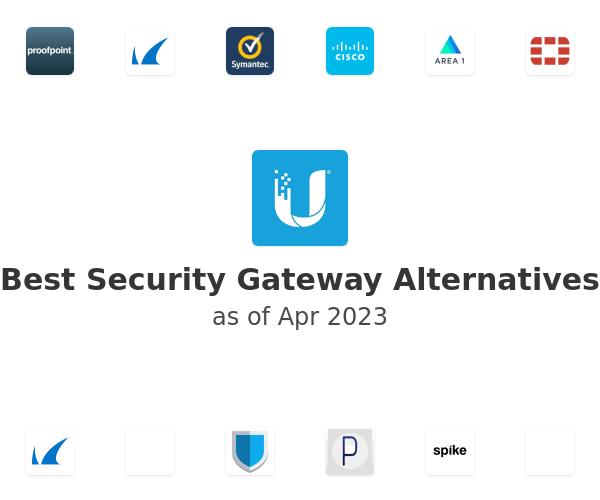 Best Security Gateway Alternatives