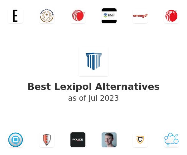 Best Lexipol Alternatives