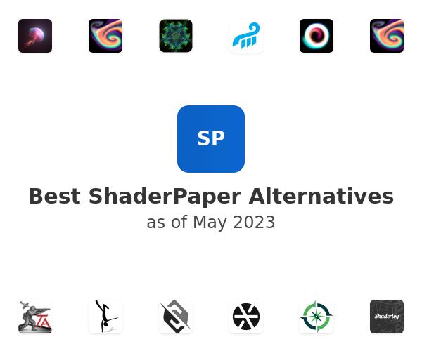 Best ShaderPaper Alternatives