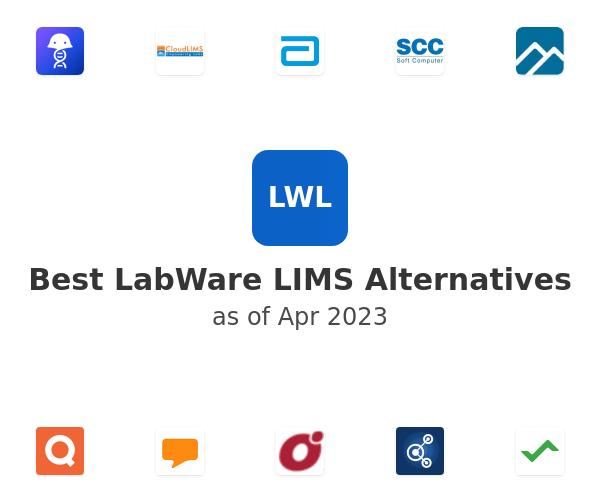 Best LabWare LIMS Alternatives
