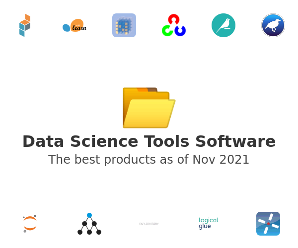 Data Science Tools Software