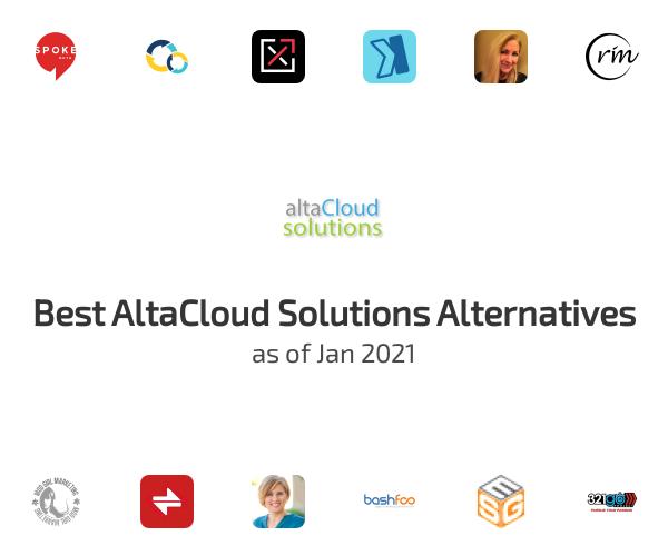 Best AltaCloud Solutions Alternatives