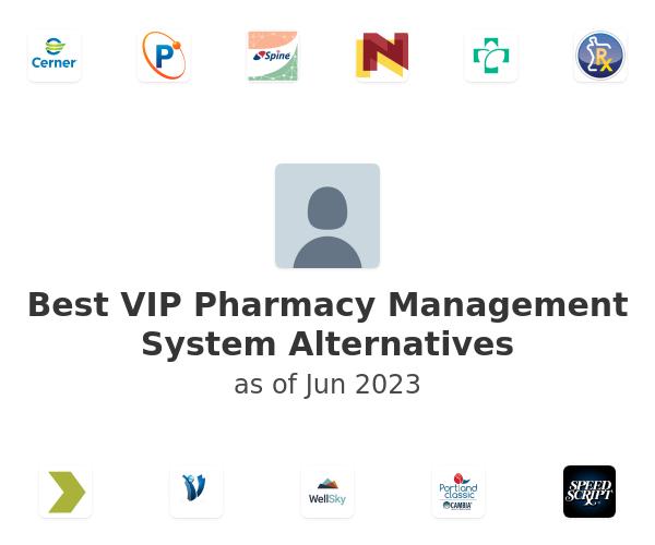 Best VIP Pharmacy Management System Alternatives