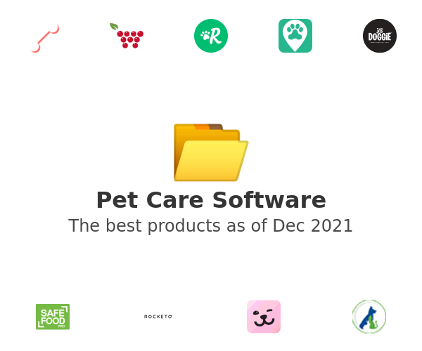 Pet Care Software