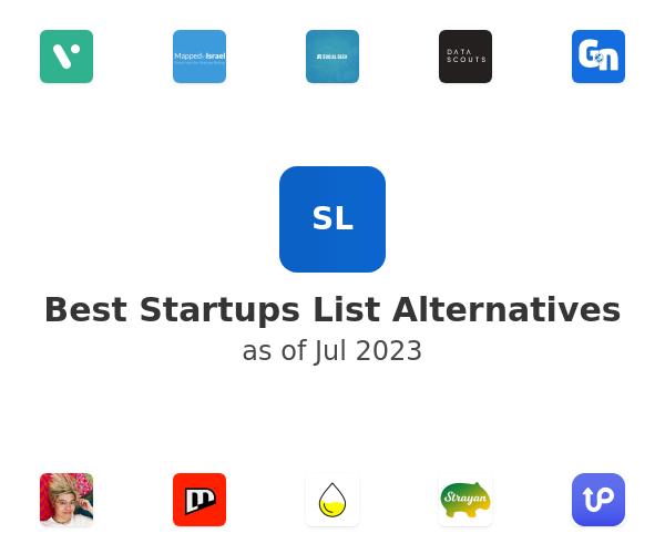 Best Startups List Alternatives