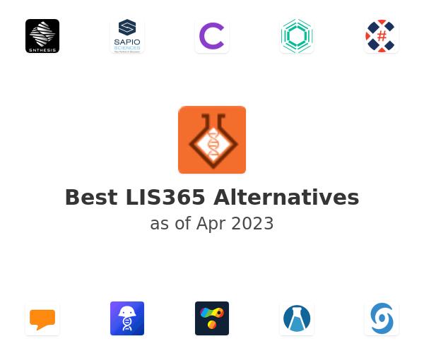 Best LIS365 Alternatives