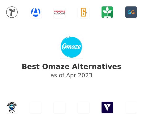 Best Omaze Alternatives