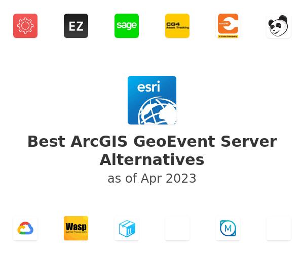 Best ArcGIS GeoEvent Server Alternatives