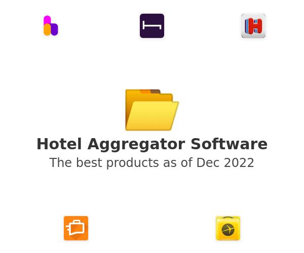 Hotel Aggregator Software