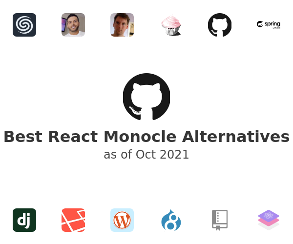 Best React Monocle Alternatives