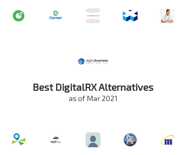 Best DigitalRX Alternatives
