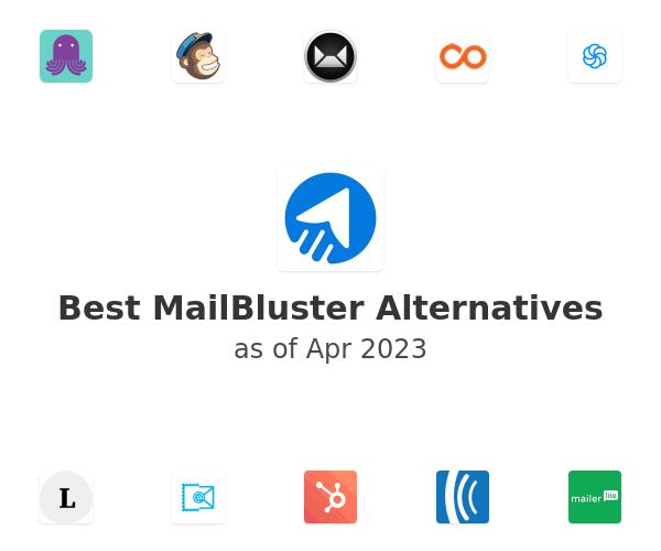 Best MailBluster Alternatives
