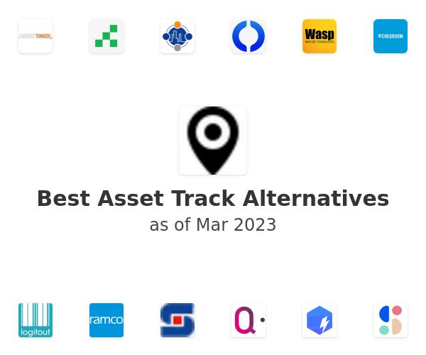 Best Asset Track Alternatives