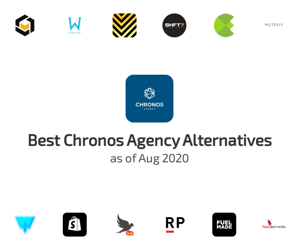 Best Chronos Agency Alternatives