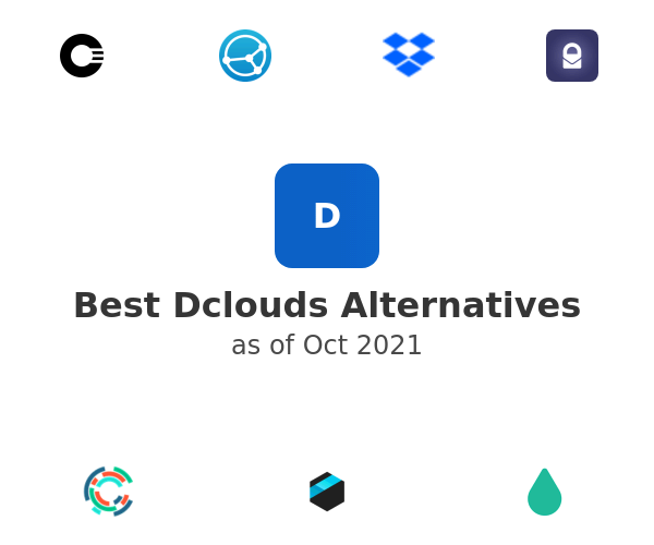 Best Dclouds Alternatives