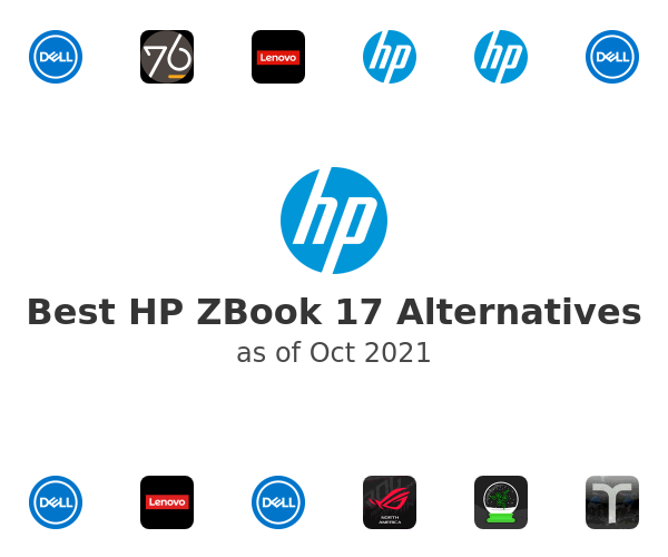 Best HP ZBook 17 Alternatives